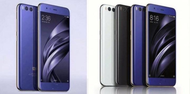 Xiaomi Mi 6 procurio na službenim renderima uoči predstavljanja