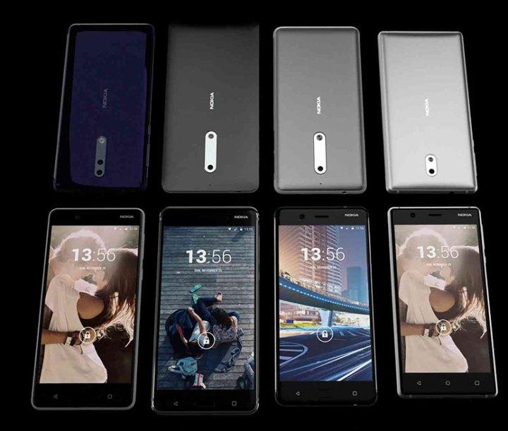Video otkriva dva nova Nokia Androida
