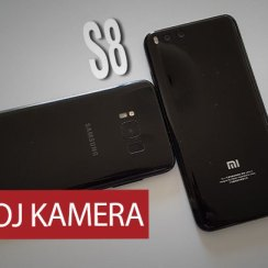 Xiaomi Mi 6 vs. Galaxy S8 - Dvoboj kamerama