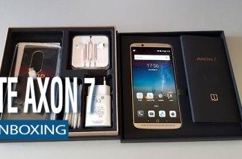ZTE Axon 7 - Unboxing i prvi dojmovi