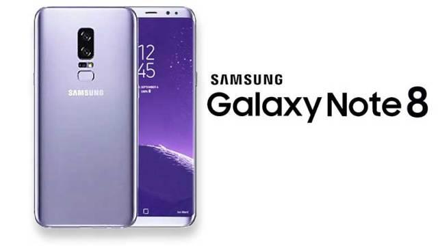 Video opet potvrđuje Infinity zaslon za Galaxy Note 8