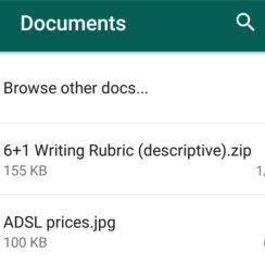 WhatsApp napokon omogućuje dijeljenje svih vrsta datoteka