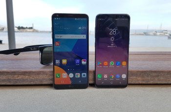 lg g6 vs galaxy s8 USPOREDNI TEST
