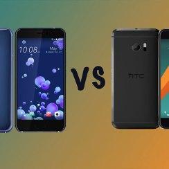 HTC U11 vs HTC 10 usporedni test