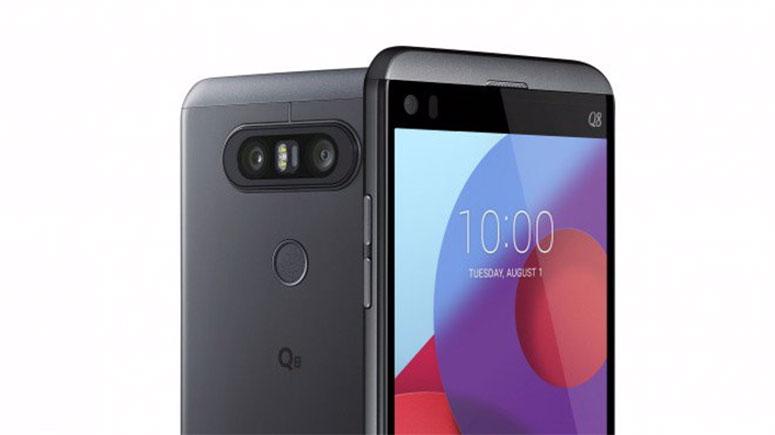 LG Q8 je mini LG V20 s 5.2'' zaslonom i stiže u Europu!