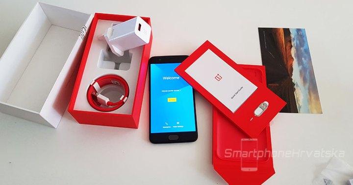 OnePlus 5 - Unboxing i prvi dojmovi