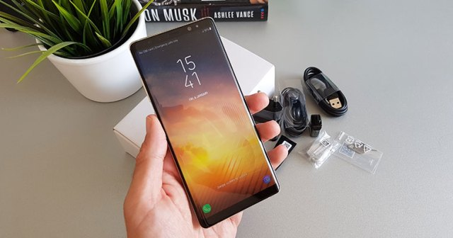 Note8 in da house - Unboxing i prvi dojmovi!