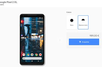 Google Pixel XL 2 u blizini - talijanski Play Store ga nudi po €989