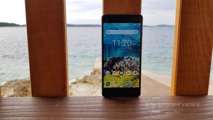 Nokia 8 Recenzija