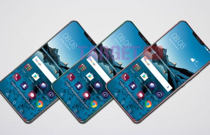 Huawei P20 koncept