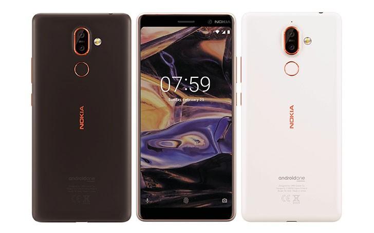 Nokia 7+ potvrđena i na fotografiji uživo, izgleda lijepo