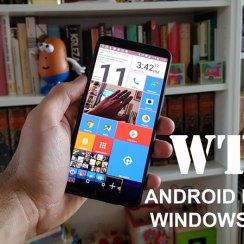 Maskiraj svoj Android u Windows Phone