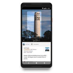 Google Lens kroz Google Fotografije stiže na sve Androide