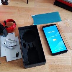 Ulefone Power 3 - Unboxing i prvi dojmovi