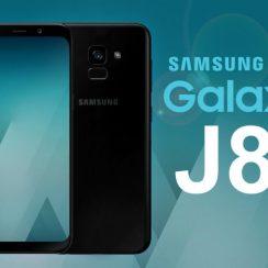 Samsung Galaxy J8 i j8+ (2018) iza ćoška, izgledno s Infinity zaslonima