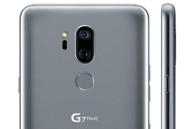 Pogled na novi LG G7 ThinQ iz baš svih kutova!