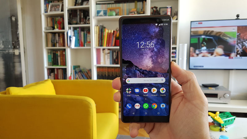 Recenzija: Nokia 7 Plus