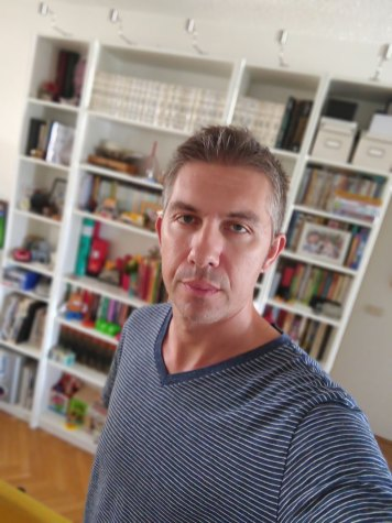 Selfie portret
