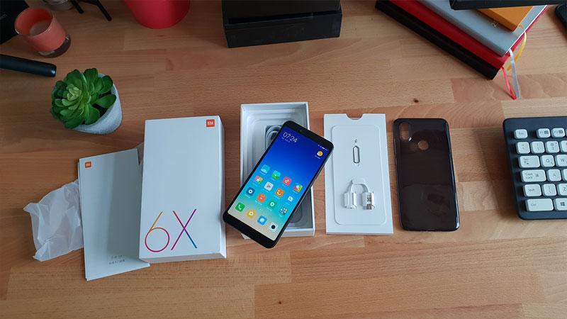 Xiaomi Mi 6X - Unboxing i prvi dojmovi