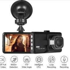 Mazni Car DVR Dash Cam za samo €12.49