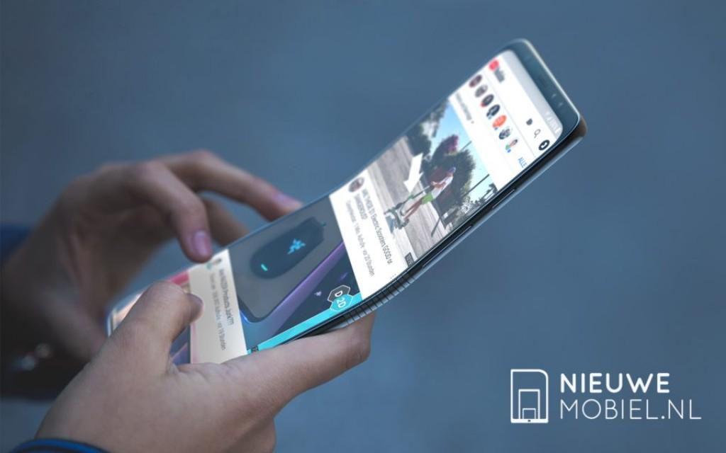 Samsungov preklopni Galaxy F smartphone izgleda za prste polizati