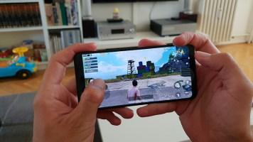 Xiaomi Mi 8 Pubg