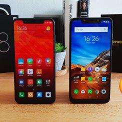 Pocophone F1 vs. Xiaomi Mi 8 [Usporedni test]