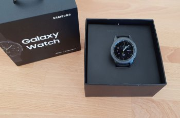 GALAXY WATCH UNBOXING VIDEO
