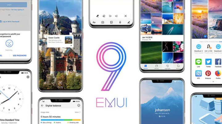 EMUI 9.0 i Android Pie za Huawei uređaje kreće 10.11.