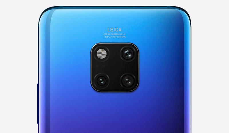 Huawei iduće godine navodno donosi četverostruku kameru s 10x zumom