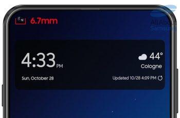 Utrka: Tko će prvi lansirati smartphone s rupom u zaslonu?