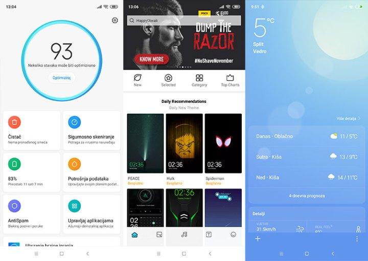 Xiaomi mi 8 Lite Recenzija