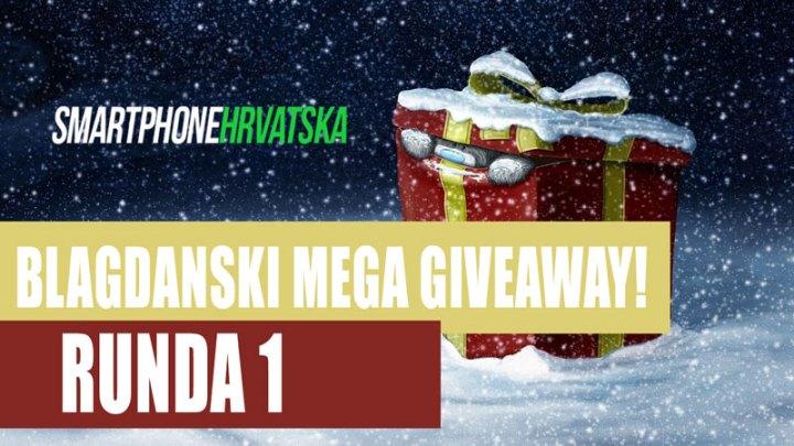 Blagdanski Mega Giveaway - Runda 1