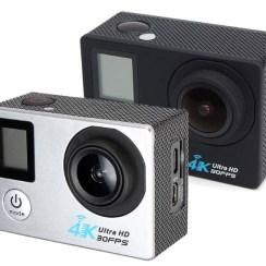 Ova 4K akcijska kamera košta samo 22.85 eura