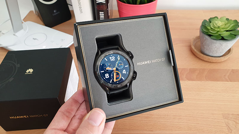 Recenzija: Huawei Watch GT