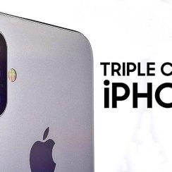 WSJ: Ove godine opet tri iPhonea, jedan s trostrukom kamerom