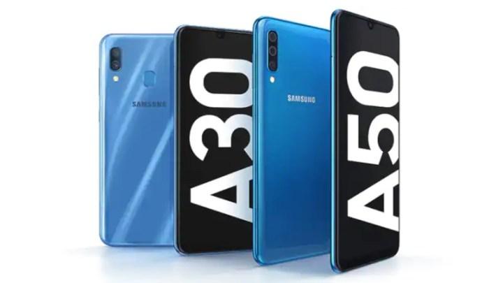 Samsung službeno predstavio Galaxy A30 i A5 s Infinity-U zaslonima i Ultrawide kamerama