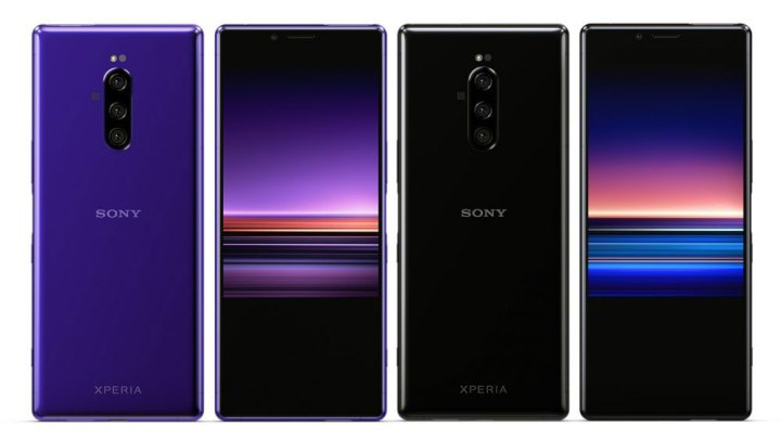 Sony Xperia 1 službeno predstavljena