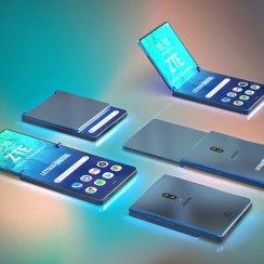 I kineski ZTE priprema preklopni smartphone sa savitljivim zaslonom
