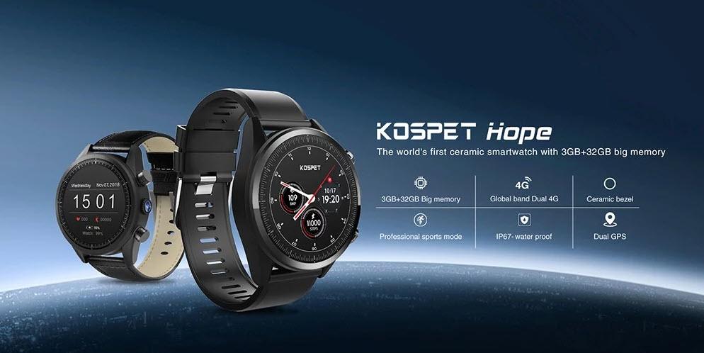 Ovaj smartwatch s keramičkim okvirom, 3GB RAM-a, kamerom, GPS-om i 4G podrškom sad je u pola cijene!