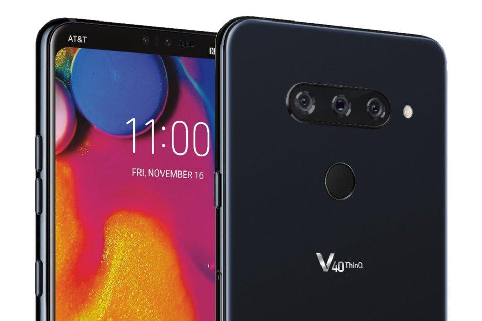 LG V40 u ponudi A1!
