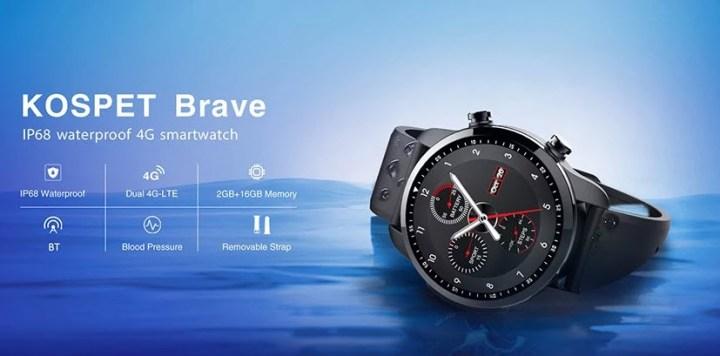Još jedan odličan 4G smartwatch na akciji u Cafagu