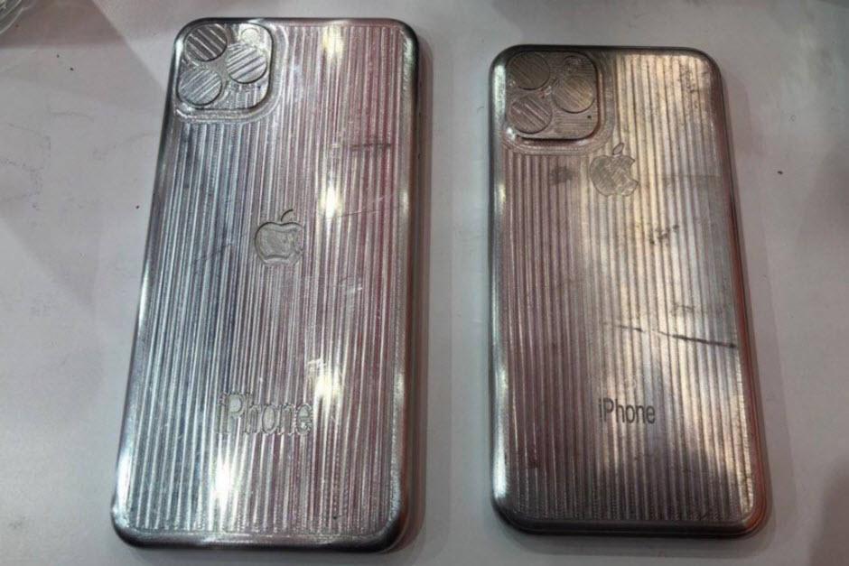 Odljevi potvrđuju iPhone 11 i iPhone 11 Max dizajn