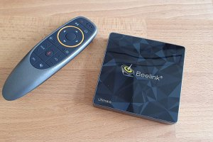 Beelink GT1-A Android TV Box Recenzija