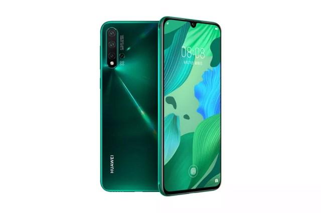 Huawei predstavio Kirin 810 čip i tri nova telefona