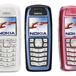 Nokia 3100 TomTop