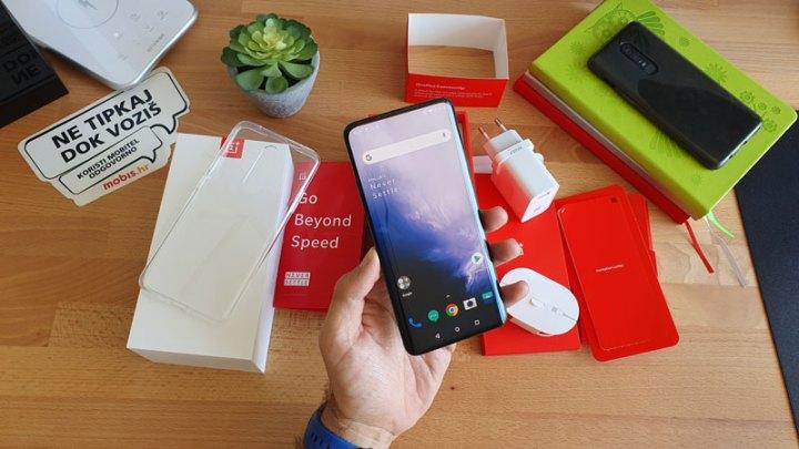 OnePlus 7 Pro - Unboxing i prvi dojmovi