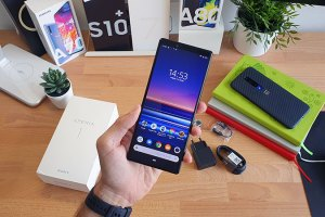 Sony Xperia 1 - Unboxing i prvi dojmovi