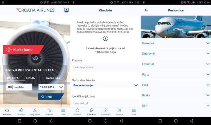 Croatia Airlines ima novu aplikaciju!
