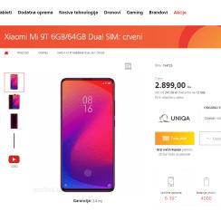 Xiaomi Mi 9T dostupan je u ponudi mobis.hr!